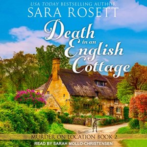 Death in an English Cottage audiobook cover art