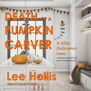 Death of a Pumpkin Carver audiobook cover art
