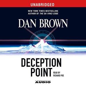 Deception Point: A Novel audiobook cover art