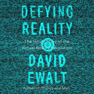 Defying Reality audiobook cover art