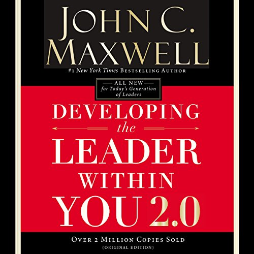 Developing the Leader Within You 2.0 audiobook cover art