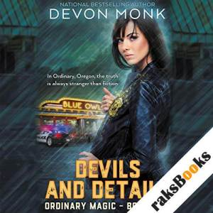 Devils and Details audiobook cover art
