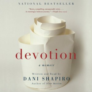 Devotion audiobook cover art