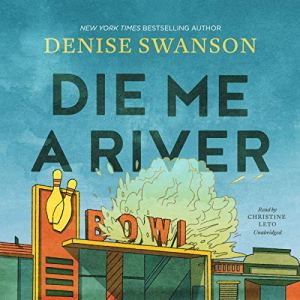 Die Me a River audiobook cover art