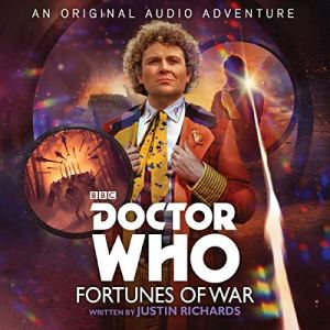 Doctor Who: Fortunes of War audiobook cover art