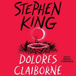 Dolores Claiborne audiobook cover art