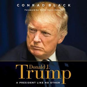 Donald J. Trump audiobook cover art