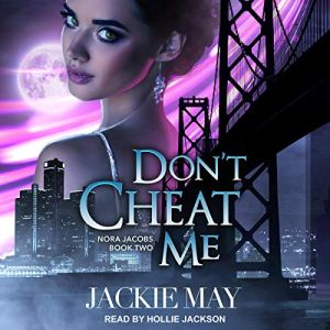Don't Cheat Me audiobook cover art