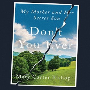 Don't You Ever audiobook cover art
