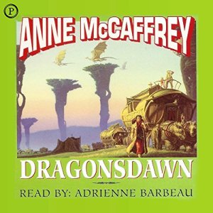 Dragonsdawn audiobook cover art