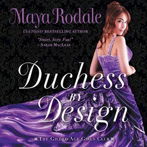 Duchess by Design audiobook cover art