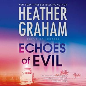 Echoes of Evil audiobook cover art