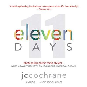 Eleven Days audiobook cover art