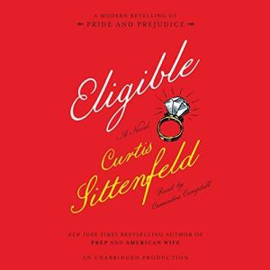 Eligible audiobook cover art