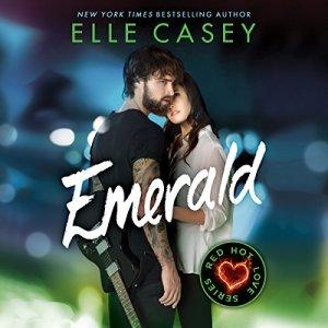 Emerald audiobook cover art