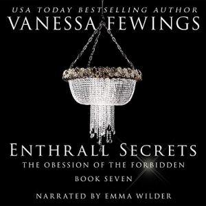 Enthrall Secrets audiobook cover art