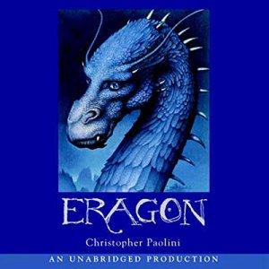 Eragon audiobook cover art