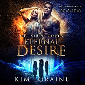 Eternal Desire: The Siren Coven audiobook cover art