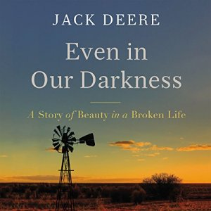 Even in Our Darkness audiobook cover art
