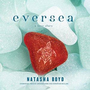 Eversea audiobook cover art
