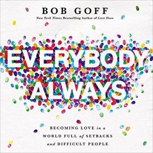 Everybody, Always audiobook cover art