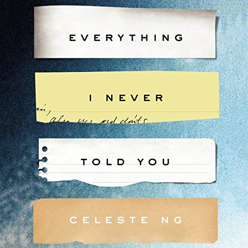 Everything I Never Told You audiobook cover art