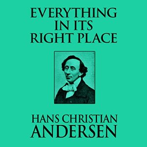 Everything in Its Right Place audiobook cover art