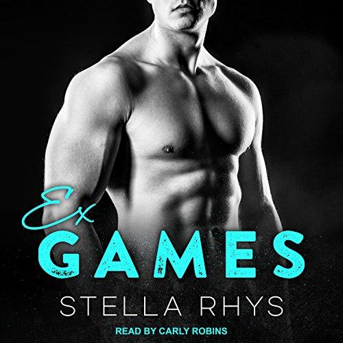 Ex Games audiobook cover art