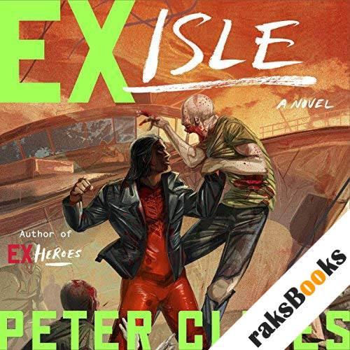 Ex-Isle audiobook cover art
