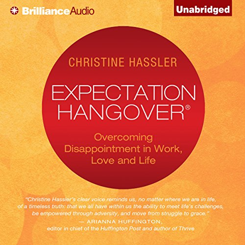 Expectation Hangover audiobook cover art