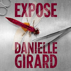 Expose audiobook cover art