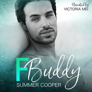 F Buddy audiobook cover art