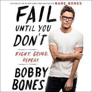 Fail Until You Don't audiobook cover art