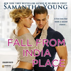 Fall from India Place audiobook cover art