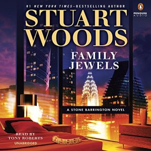 Family Jewels audiobook cover art