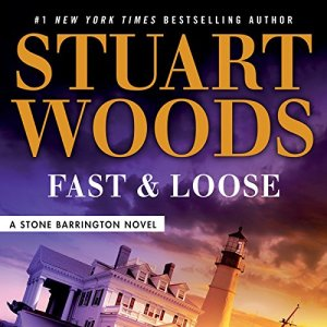 Fast and Loose audiobook cover art