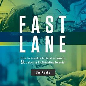Fast Lane audiobook cover art