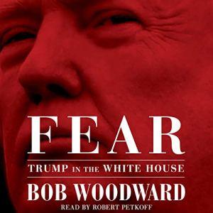 Fear audiobook cover art