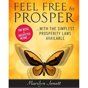 Feel Free to Prosper audiobook cover art