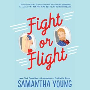 Fight or Flight audiobook cover art