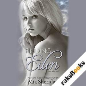 Finding Eden audiobook cover art