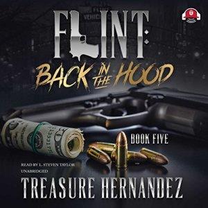 Flint: Back to the Hood audiobook cover art