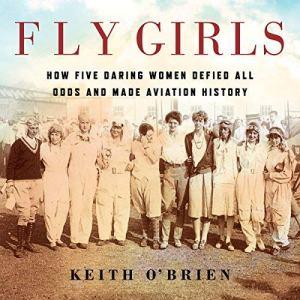 Fly Girls audiobook cover art