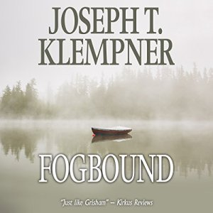 Fogbound audiobook cover art