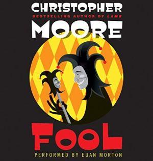 Fool audiobook cover art