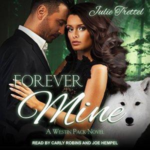 Forever Mine audiobook cover art