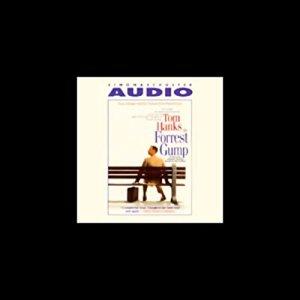 Forrest Gump audiobook cover art