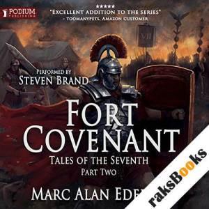 Fort Covenant audiobook cover art