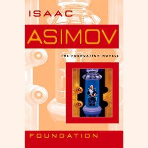 Foundation audiobook cover art