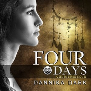Four Days audiobook cover art